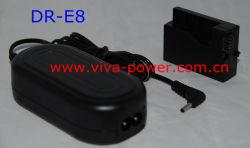Адаптер переменного тока для камеры Canon EOS 550D Kiss X4 повстанческих T2I (ACK-E8)