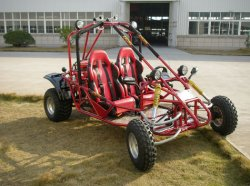 Red 250cc Racing Go Kart Buggy pour adulte (KD 250GAK-2Z)