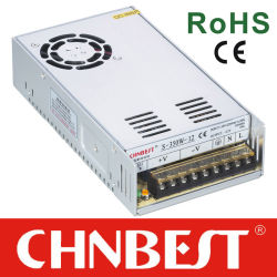 350W 12V de Levering van de Macht van de Omschakeling met Ce en RoHS (s-350-12)