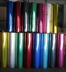 Mode Glitter Film pour l'emballage PP