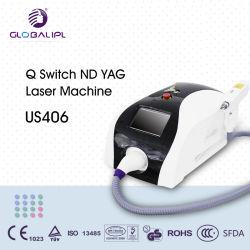 Laser 안료 치료/Q 스위치 ND YAG Laser 귀영나팔 제거 장비