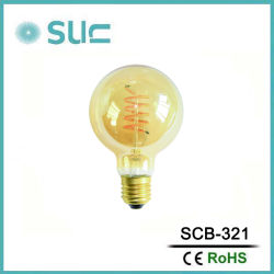 Promoción G80 G95 Edison G125 Lámparas LED