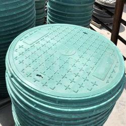 Resina de polímero bem tampa SMC/BMC/fibra de vidro de inspeção chiadeira en124 Tampa de Inspeção