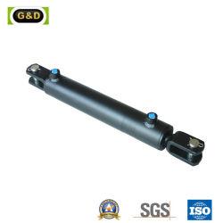 Doppelter wirkender geschweißter Öl-Standardzylinder der Hydraulikanlage-Hcw-2028