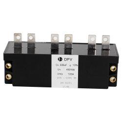 Kasten des Gleichstrom-Link Filter-Kondensators (Dry-Type, Plastik), Dpv Kondensator für Bewegungsfahrer Systems*