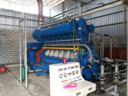 de Ruwe Reeks van de Generator van de Olie van de Zonnebloem 1000kw/1MW 50Hz/60Hz/van de Olie van de Band van het Afval/Genset
