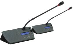 LEDが付いている会議システムのための2.1m/8pワイヤー会議のマイクロフォン