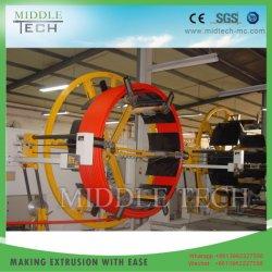 Пластиковый ПВХ/HDPE/PPR/Pert трубы и трубки и шланга двойной станции Coiler переключателя стеклоподъемника двери водителя