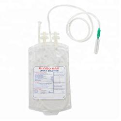 Plástico descartável sacos de sangue com preço de fábrica