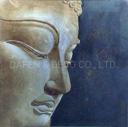 Peinture d'huile de Bouddha (34)