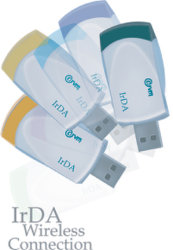 USB aan Adapter IrDA (CVC121)