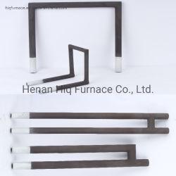 Four à haute température utilisée U Type de carbure de silicium Sic Sic Élément de chauffage, chauffage électrique