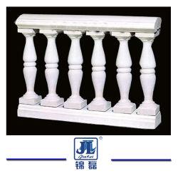 De natuurlijke Marmeren Pijler van de Kolom van de Steen van de Pijler van de Kolom van de Baluster van het Graniet voor Binnen/OpenluchtTrede Decoration/Building