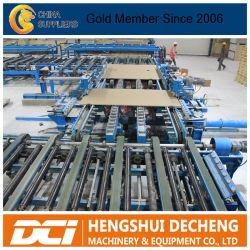 Plafond de plâtre Conseil Ligne de production de panneaux de gypse de la machine