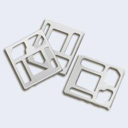 A perfuração de metal personalizado proteção EMI PCB (estrutura + tampa) ou blindagem (base + tampa) ou blindagem (corpo + tampa)