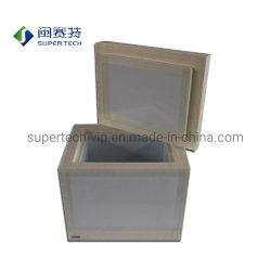 100% de la caja del refrigerador de espumas de poliuretano para la medicina, transporte Kit de prueba