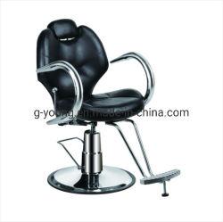 살롱 머리 의자 고전적인 이용된 이발소용 의자 살롱 의자