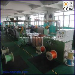 PVC extrudé de fabrication de fils de câble de communication et des équipements et installations