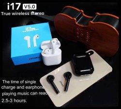 5.0 Tws mobile Freisprechzubehör im Ohr knospt I17s drahtlosen Bluetooth Kopfhörer-Kopfhörer