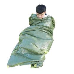 Sacco a pelo Emergency del solenoide Bivvy, sacco di Bivvy di sopravvivenza, sacchetto Emergency di Bivvy