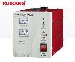 1Kw 220V AC Nuevo regulador de voltaje de la era electrónica