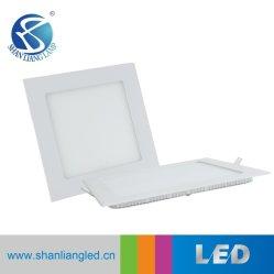أفضل سعر 18 واط مربع Slim Square LED لوحة خفيفة