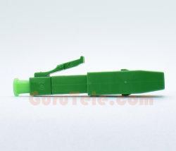 Usine Gurutele LC d'alimentation APC FTTH Connecteur fibre optique rapide Pre-Embedded à fibres optiques d'assemblage rapide de gros de connecteur