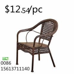 Bon marché de gros de meubles de jardin Meubles de jardin piscine Table Chaise en rotin