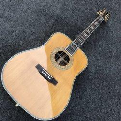 """41"""" ручной работы Блэквуд D45 акустическая гитара твердых кедра верхней части D45c акустической гитаре с электроприводом высокого качества и 41"""" гитара"""