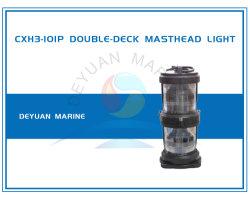 Signal de navigation marine Double-Deck feu de poupe Cxh4-101p
