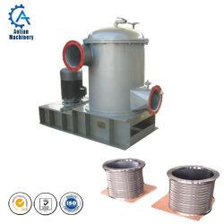 Filtro a pressione fine tamburo rotante per pasta di legno