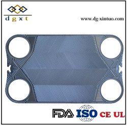 Parfait à 100% de la plaque de remplacement V110 pour châssis Vicarb Joint échangeur de chaleur