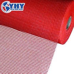 50mm de largura de banda de rede de fibra de vidro alcalinos utilizados para parede