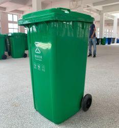 120L/240L Outdoor Public Street Medical Hospital Recycle Pedal HDPE Mülleimer Mobile/Müll/Wheelie/Abfall/Papierkorb Plastikmüllbehälter