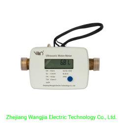 سعر المصنع مقياس فوق صوتي للمياه نوع مربع / مع مقياس فوق صوتي للمياه