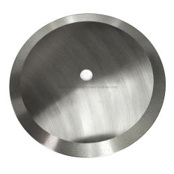 Plotter de carburo de tungsteno de carburo de ronda de las cuchillas Cuchillas 25X8X0.63mm