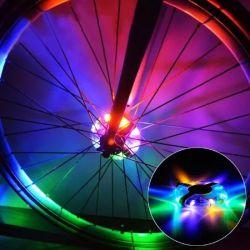 ليل عمليّة تتبّع درّاجة شريكات [روأد سفتي] خفيفة يحذّر [لد] [بيسكل وهيل] ضوء