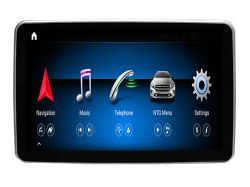 SYSTEMS-Multimedia des Witson Android-10 Audiodes auto-4G+64G für MERCEDES-BENZ Ml-Kategorie W166 Gl-Kategorie X166 WiFi GPS Bluetooth Fahrzeug-Radio