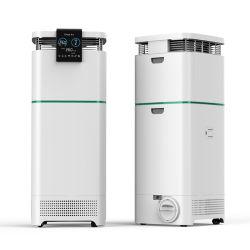 Iónicos HVAC Home Use cuidado UV de qualidade médica Purificador de Ar