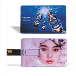 Business Card Usbs память 8 ГБ, флэш-диски для продвижения по службе для компании