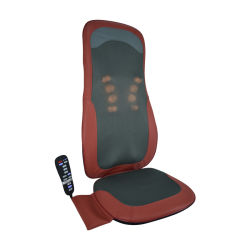 Rug de van uitstekende kwaliteit van de Hals ontspant de Elektrische Volledige Zetel van de Massage van de Auto van het Lichaam Shiatsu