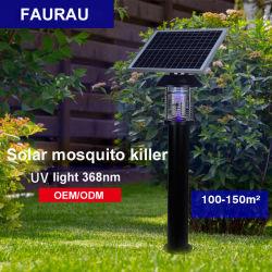 Faurau China Manufacturer Garden IP65 방수 리튬 배터리 Solar Mosquito 필러 램프