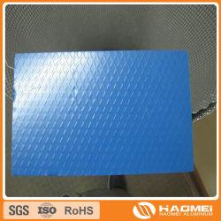 Beschichtete Farbe 3104 H14 alu checkered Blatt angestrichenes Stuck geprägtes Aluminium
