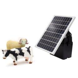 太陽朴6の低いインピーダンス電池式の50マイル範囲の電気塀の充電器