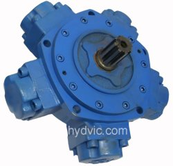 Nhm8 Nhm11 Nhm16 Nhm31 Nhm70 Nhm Intermot hydraulischer Kolben-Motor