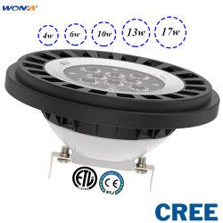 4W PAR 36 bombillas LED de paisaje