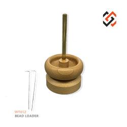 宝石類は木のビードのローダーWt012の宝石類のツールのビードのローダーに用具を使う