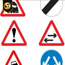 Segnale stradale di piastra metallica della Cina che fa pubblicità al segno di traffico stradale di Wayfinding per il profilo di alluminio