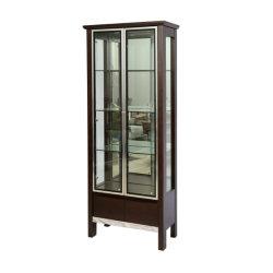 Morden Show Case utilisé de vitrines en verre