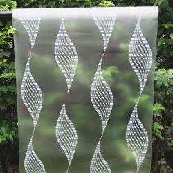 La fábrica China de colores de PVC adhesivo de la ventana de película de vidrio para decoración